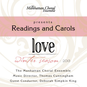 Readings and Carols: Love